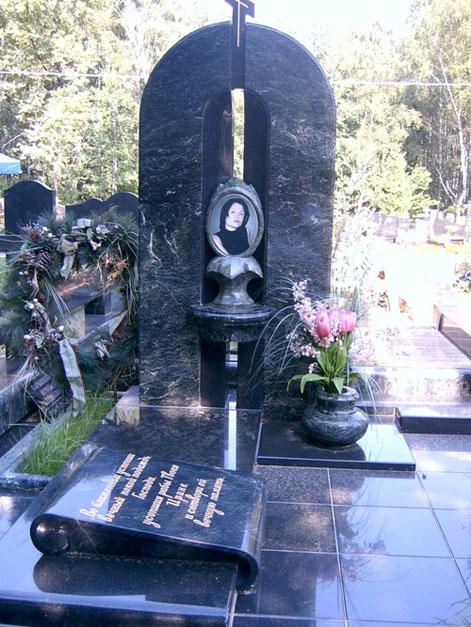Почему памятник на могилу устанавливают через год после смерти памятник с крестом Сысерть