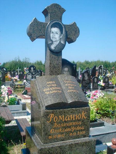 Надгробные памятники кресты симферополь памятники в тихвине цены